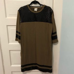 NWOT H&M Studio Sequin Dress